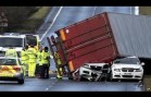 Amazing Truck Accidents Compilation 2014