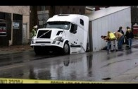 Truck Driving Fails 2014