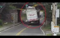 Trucks That have Hits Massachusetts Train Bridge…
