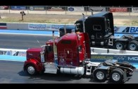 Smokey Big Rigs Burnouts & Drag Racing Revealed