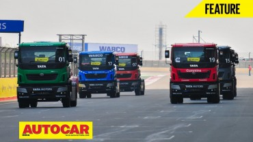 Tata Motors T1 Prima Truck Racing Championship at BIC