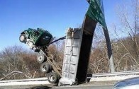 Top  Extreme Ten Truck Crashes