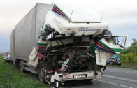 Mega Truck crash, Truck accident compilation