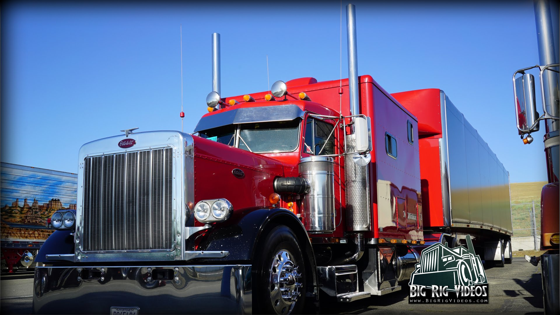 Long Haul Trucking >> Long Haul Trucking - Truck Walk Around