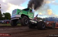 Tractor/Truck Pulls! 2016 Kent City, MI MTTP