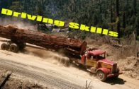 The new Scania Off-road trucks in action