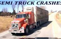 Semi Truck Driving Fails