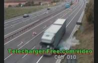 Camion de pompier vs voiture