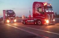 Truck Fest 2013 Nejosvětlenější Truck