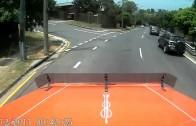 Truck accident in Australia