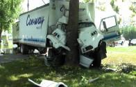 Crazy TRUCK CRASH