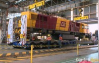 MEGATRUCKERS: Hauling two locomotives over 2000 kms!
