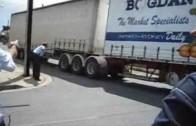 When the Truck got Stuck