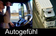 Daimler connected trucks highway pilot for autonomous platoon driving – Mercedes campus connectivity