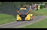 Hillclimb Truck Racing, 1400 HP and 5800 NM, Racetruck powerslide no Drift, Bergrennen Gurnigel 2012