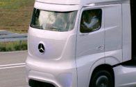 Mercedes Future Truck 2025 (Autonomous Driving Demo)