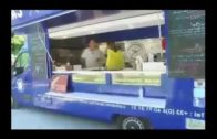 Brussels hosts world's largest food truck festival