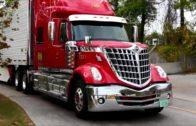 Truck horns
